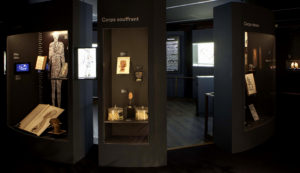 View of the exhibition Anatomies