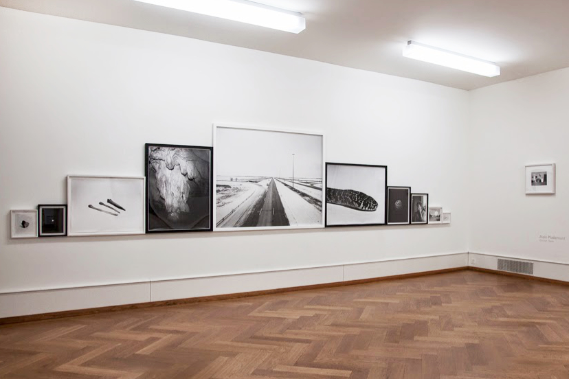 VIew of the exhibition Laubscher Petersen Plademunt Roessel