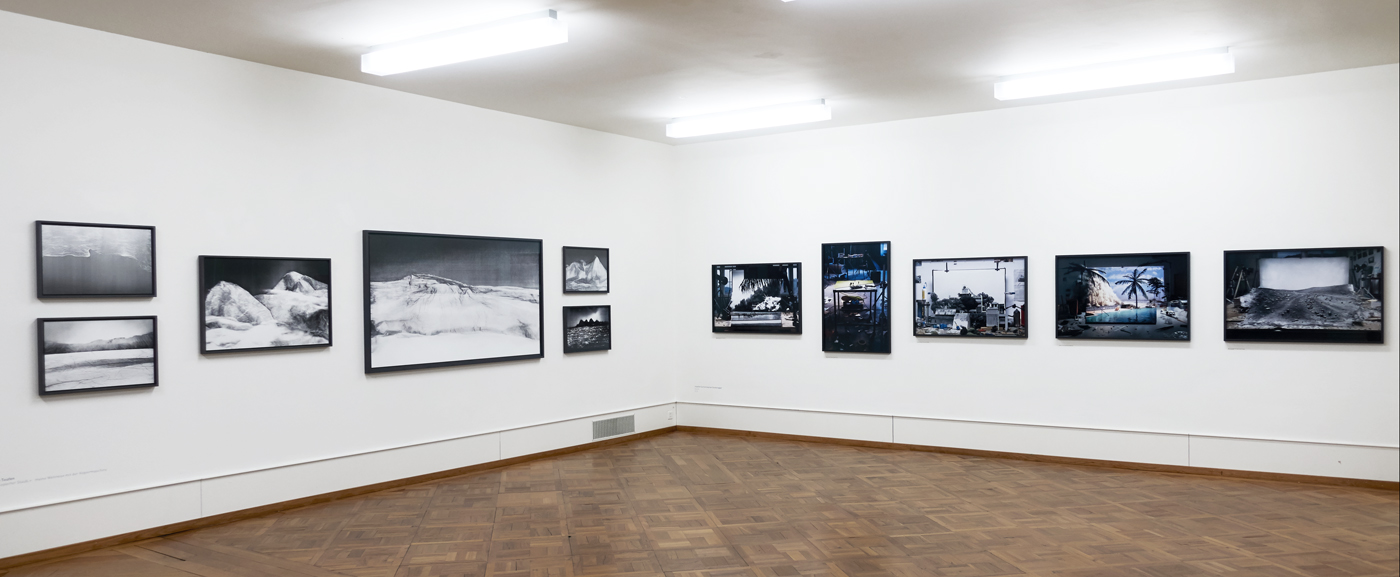 View of the exhibition Auswahl Selection 2015